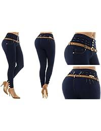 Vaquero Súper Push Up Jeans wonder Pum Up Estiliza & Define Silueta