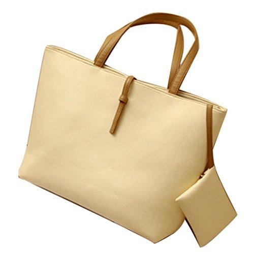 Longra borsa a tracolla Lady nuova borsa Beige