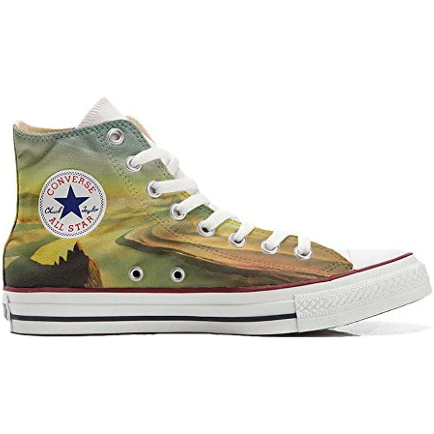 mys Converse All All All Star Chaussures Coutume Mixte Adulte (Produit Artisanal) River - B06X6LLRTV - 40734d