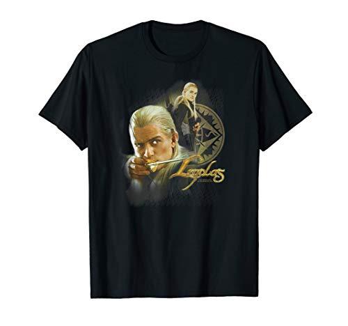 Lord of the Rings Legolas T Shirt