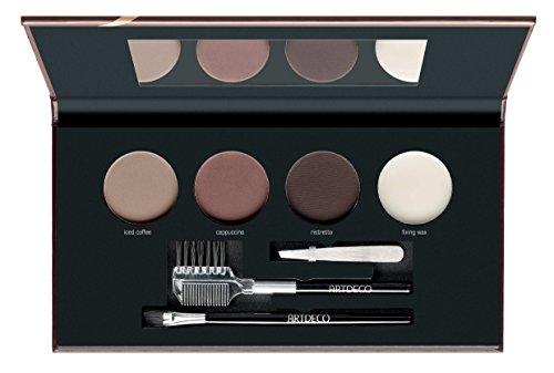Artdeco Most Wanted Brows Palette 02, Light/Medium, 2 g