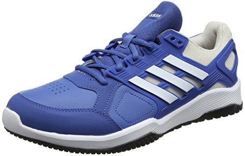 Adidas Duramo 8 Trainer M, Zapatillas de Deporte para Hombre, Azul (Azretr/Ftwbla/Pertiz 000), 43 1/3 EU