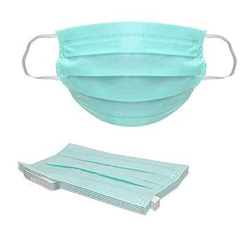 Shagun Gold Surgical Disposable Face Mask, Blue, Standard Size -100 Pieces