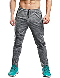 5534e80958720 Zesteez Grey Men Ultra Stretchable Gym-Workout Track Pants in Premium  Quality Fabric