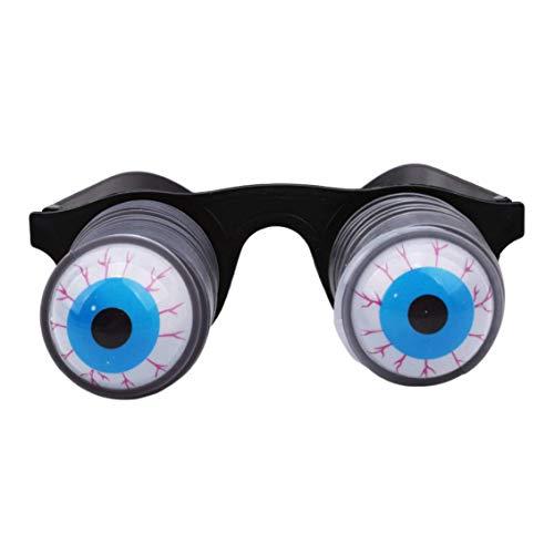 ty Brille Brille Brille Halloween Spring Glasses Party Disguise Kostümzubehör Lustige Augäpfel Nützlich ()
