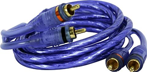 DB LINK CL17Z Double-Shielded Competition Series RCA Adapter (17 ft)