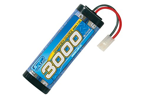LRP Electronic 71115 - Power Pack 3000, 7.2 V, 6 Zellen NiMH Stickpack (Zelle Stehen)