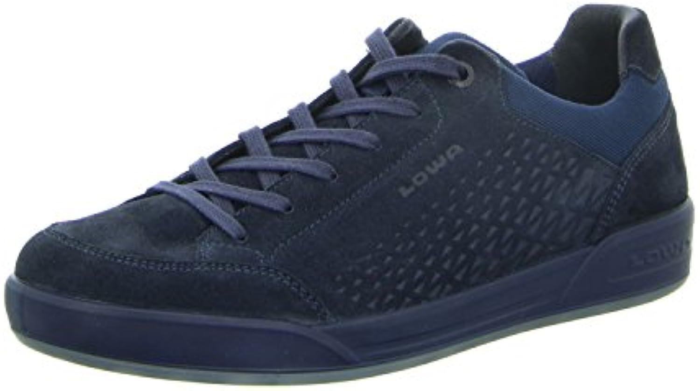 Lowa Zapatos de Cordones de Material Sintético Para Hombre Turquesa -