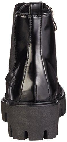 Marco Tozzi 25232, Amphibiens Femme Noir (brosse Noire 025)