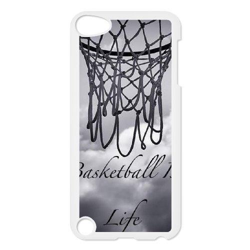 Vbcase cinese i like basketball high quality case for ipod touch 5, custom chinese i like basket del telefono