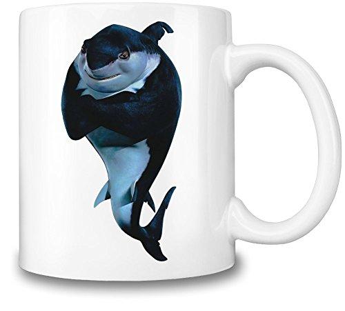 Shark Tale Mug Cup (Shark Lola Tale)