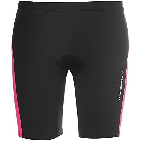 Muddy Fox Mujer Ciclismo Pantalones cortos, Stretch Pantalones Ciclismo Pantalones de deporte