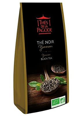Thé noir Yunnan Bio -110GR