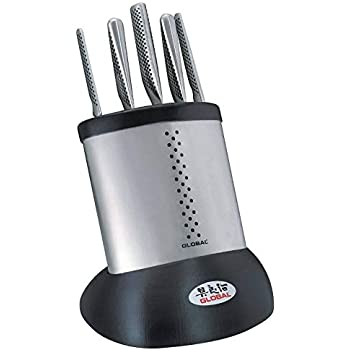 Global G 636 7b 7 Piece Knife Block Set Amazon Co Uk