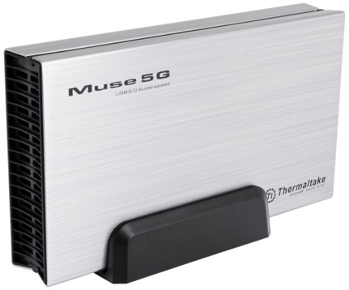 Thermaltake Muse 5G 3.5' 3.5' USB con...