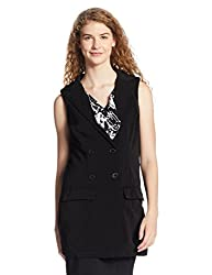 Vero Moda Womens Jacket (10173317_Black_Large)