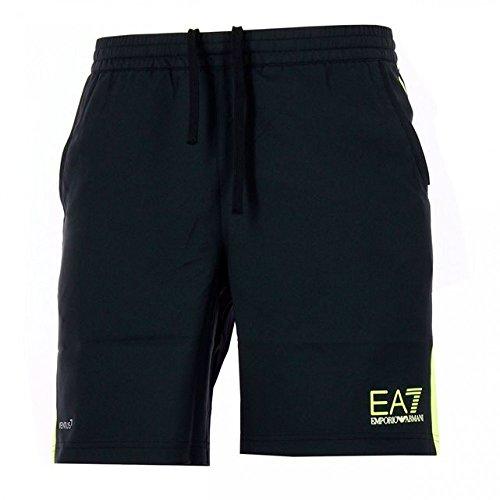 EA7 -  Pantaloncini  - Uomo Nero