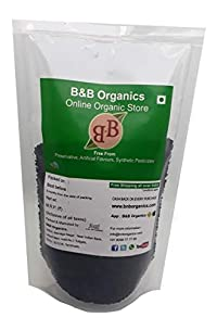 B&B Organics Karunjeeragam (Black Cumins), 300 Grams (Pack of 3)