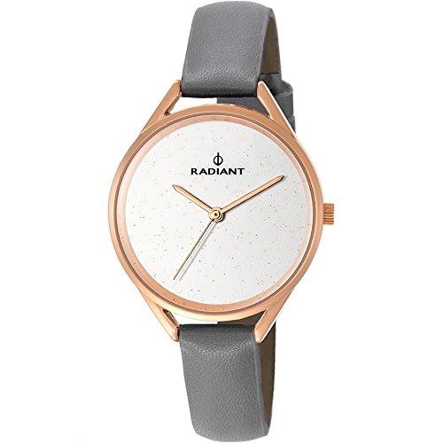 Radiant watch RA432602 Woman White Leather Quartz