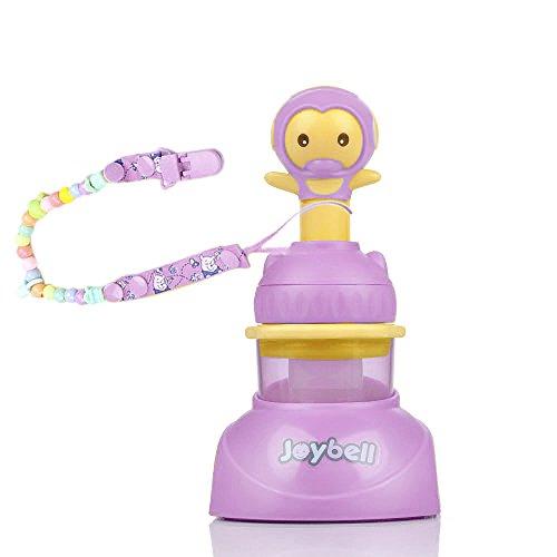 Baby Food Feeder/Fruit Feeder Pacifier/Infant Teething Toy Teether and Baby Fresh Food Feeder Teether Pacifier