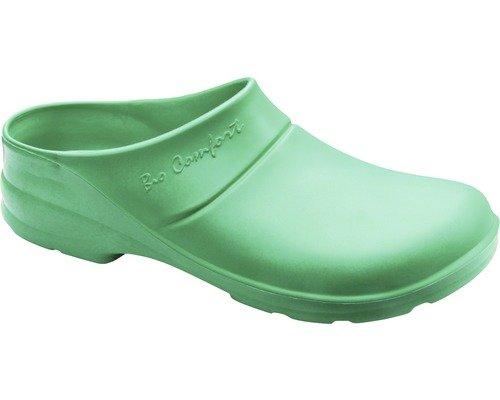 Ultra leichter Garten Clog, grün, Gr. 36 - 46