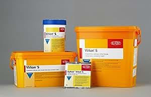Virkon S 5 kg de poudre désinfectant. Equine stable, chenil, logement volaille