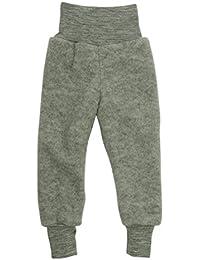 Pantalon Polaire Pour Bébé 100% Vierge Wole, Ange Naturel, Taille 50/56-86/92, 3Couleurs - - 24 Mois