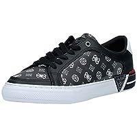 GUESS Gransin2 Women's Athletic & Outdoor Shoes, Black (Black/Multicolor BLMLL), 37.5 EU
