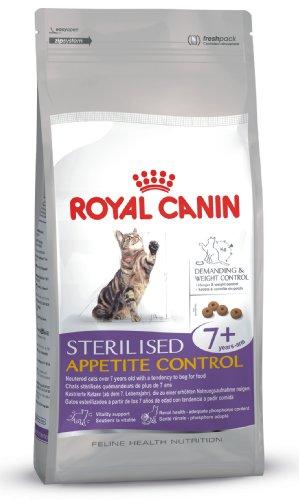 Royal Canin Feline Sterilised +7 Appetite Control, 1er Pack (1 x 3,5 - Control Canin Royal Sterilised Appetite
