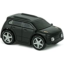 Toby rich MicroSUV Apple iPhone/smartphone-gesteurtes coche (iOS, Android) negro