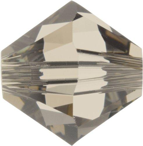 Original Swarovski Elements Beads 5328 MM 4,0 - Olivine (228) ; Diameter in mm: 4.0 ; Packing Unit: 1440 pcs. Greige (284)
