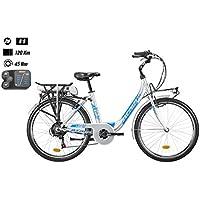 Atala bicicleta eléctrica t-run 400 26