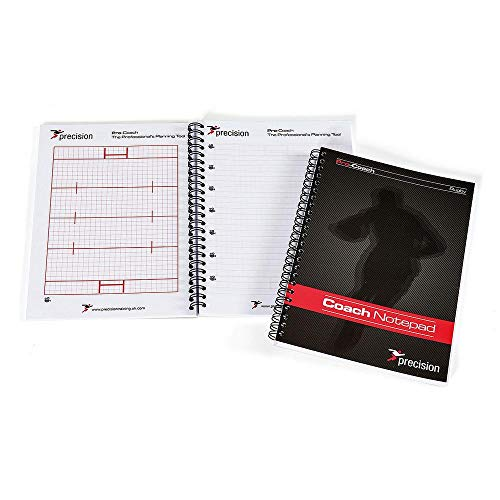 Precision Training Coaching Planung Ordner Rugby Union pro-coach Notizblock A5