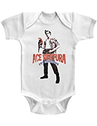 Ace Ventura Unisex-Baby Spank You Onesie Baby Products