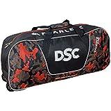 DSC Valence Shine Cricket Bag (Black/Orange)