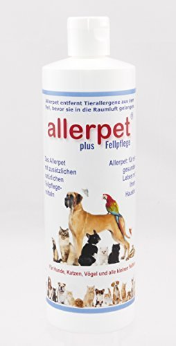 ALLERPET plus Fellpflege Lösung vet. 473 ml Lösung
