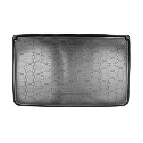Sotra Auto Kofferraumschutz - Maßgeschneiderte antirutsch Kofferraumwanne für den sicheren Transport von Einkauf, Gepäck und Haustier