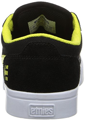 Etnies - K Rct, Sneakers infantile Nero (black/yellow)