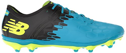 New Balance Visaro 2.0 Pro FG - Crampons de Foot - Energy Lime/Military Dark Triumph Green Maldives/Hi Lite