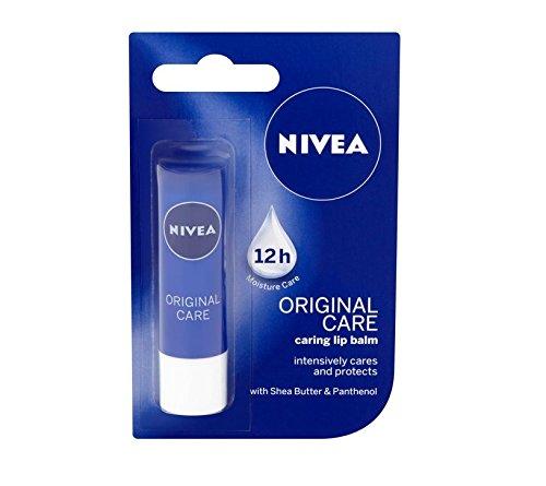 Nivea Lip Care Original Care, 4.8 g