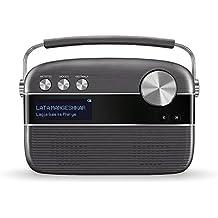 Saregama Carvaan SC02 Portable Digital Music Player (Charcoal Gray)