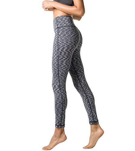 watch bd5f4 d3403 LAPASA Donna Allenamento Leggings Opaco Yoga Fitness Spandex Palestra  Pantaloni L01 (XL 46(