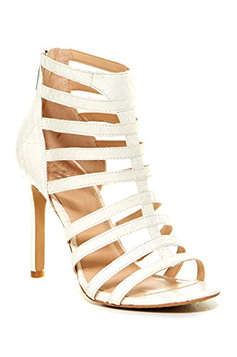Vince Camuto Kamella Synthétique Sandales New Ivory