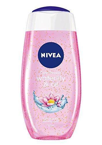 Nivea Bath Care Shower Water Lily Oil, 250ml