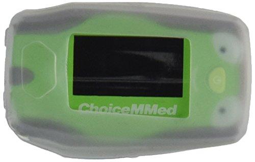 ChoiceMed - Oxímetro de pulso digital para niños, diseño de rana