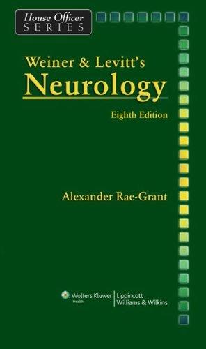 Weiner and Levitt's Neurology (House Officer Series) by Alexander Rae-Grant MD (2008-03-14)