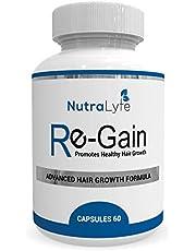 Nutralyfe Regain 100% Natural & Herbal Supplement for Hair