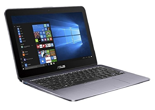 ASUS TP203NA-BP038T VivoBook Flip 11.6-inch Touchscreen Notebook (Star Grey) - (Intel N3350 Processor, 2 GB RAM, 32GB eMMC, Windows 10)