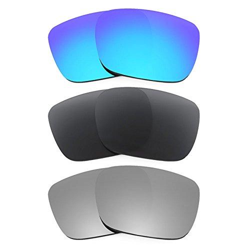 Revant Ersatzlinsen für Spy Optic Helm Polarisiert 3 Paar Kombipack K015