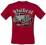 Volbeat Rock'n'Roll T-Shirt rot L